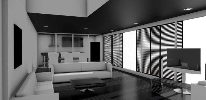 Aranżacja nowoczesnego mieszkania