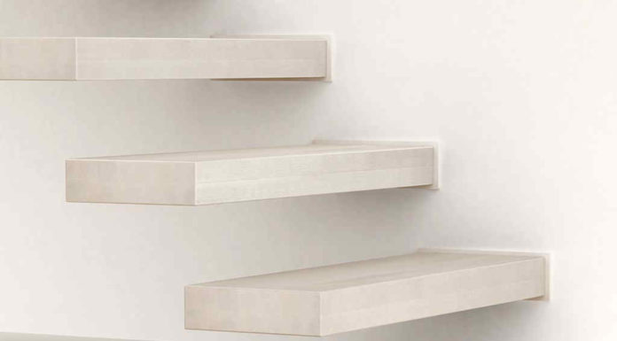 Nowoczesne projekty schody wspornikowe dla Twojego domu