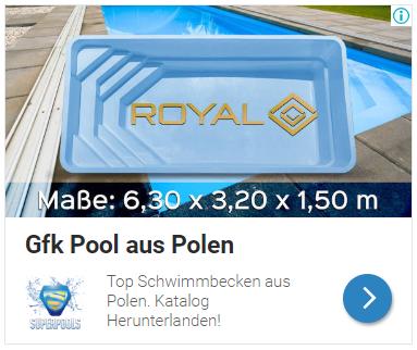 GFK Pool Aus Polen