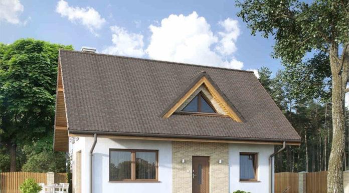 Dach pokryty gontem bitumicznym – ponadczasowe piękno w rustykalnym stylu