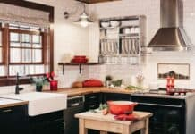 Jaki materiał na firanki do kuchni?