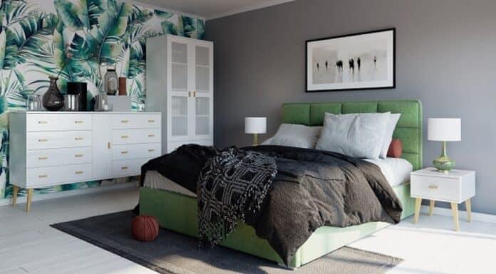 Dlaczego warto wybrać tapicerowane łóżko?