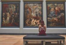 Czy warto zdecydować się na obraz ręcznie malowany?